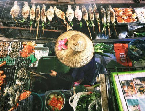 Exploring Street Food in Bangkok